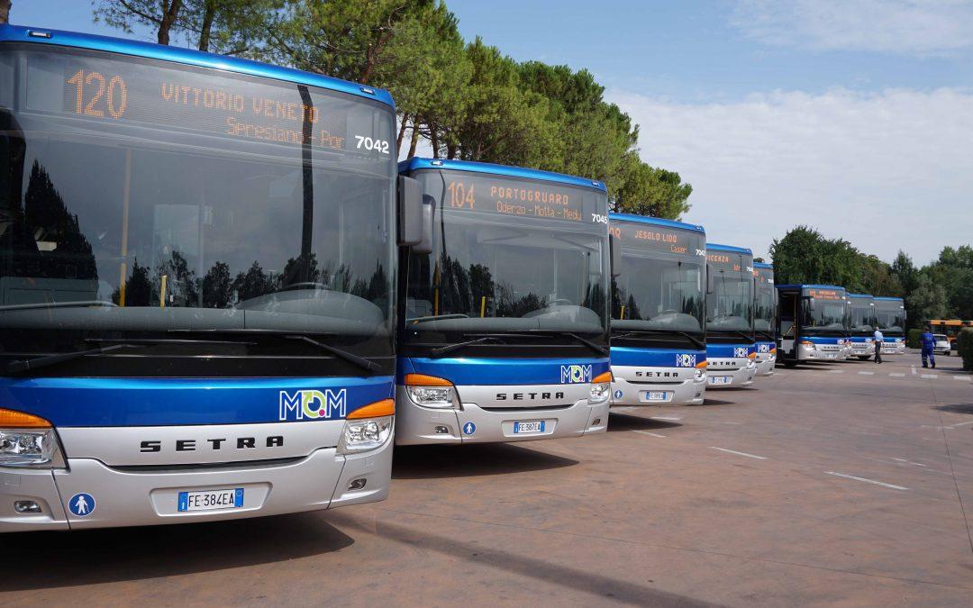 Sino a domenica nuove modifiche ai servizi di MOM a causa delle restrizioni alla mobilità dovute al Covid-19