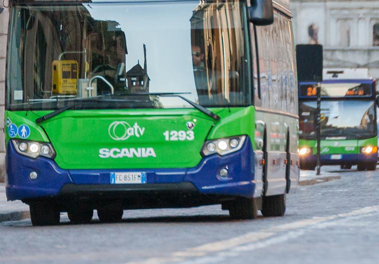 Dalla giornata di oggi l'Azienda Trasporti Verona devia gli autobus delle linee 41, 94 e 119 per cantieri stradali