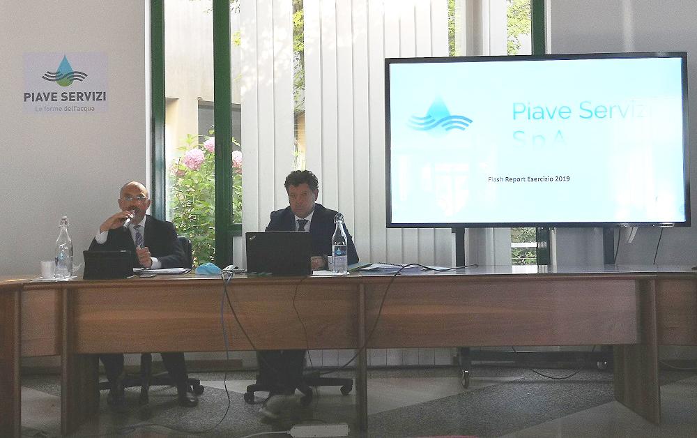 Positivo il bilancio 2019 di Piave Servizi: utili in aumento e importanti reinvestimenti in programma