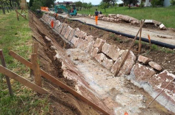 I lavori di questo mese di febbraio per la sicurezza idraulica del territorio sono stati comunicati dal Consorzio Brenta