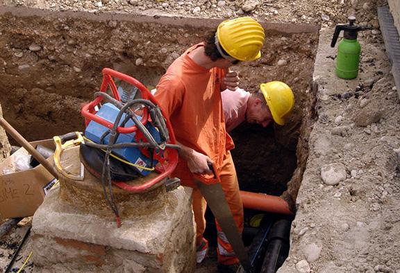 Livenza Tagliamento Acque segnala per due notti a Portogruaro abbassamenti della pressione nella rete idrica