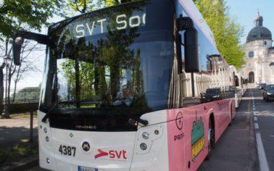 Deviazione degli autobus della Società Vicentina Trasporti e sospensione di una fermata la prossima settima a Schio