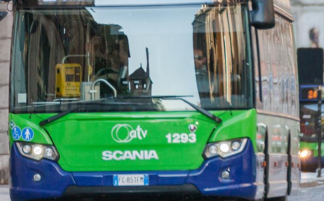 Da domani sera gli autobus della linea 91 di ATV saranno deviati per lavori in via Rigaste Redentore a Verona