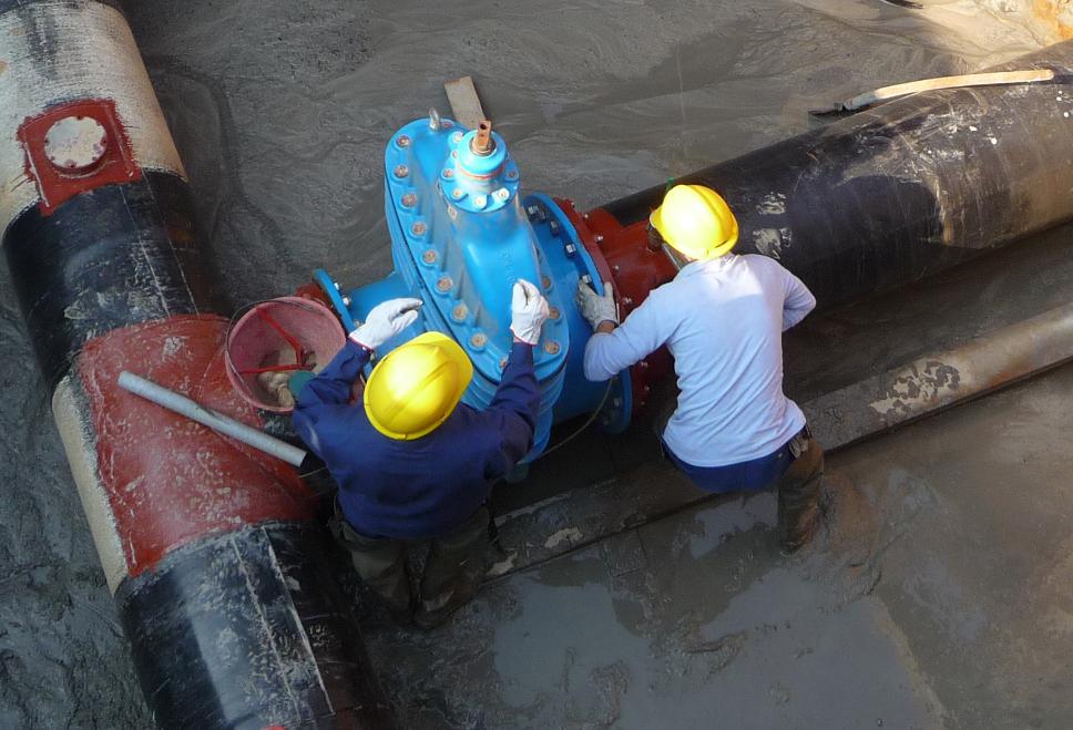 Trasferita da Veneto Acque alle aziende Acquevenete, Etra e Veritas la nuova infrastruttura idrica SAVEC