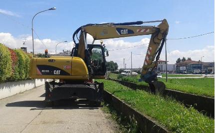 Con la stagione irrigua alle porte i tecnici del Consorzio di bonifica Brenta hanno lavorato anche a Pasqua e Pasquetta