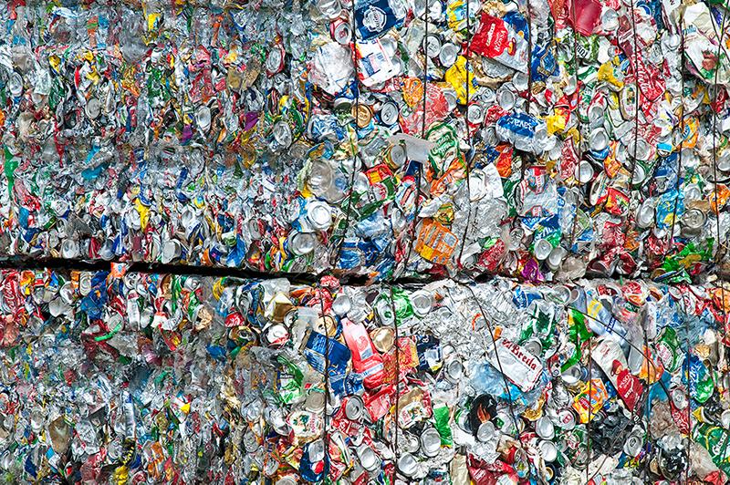 Lo scorso anno in Italia è stato recuperato e riciclato l'83,7 per cento degli imballaggi immessi sul mercato