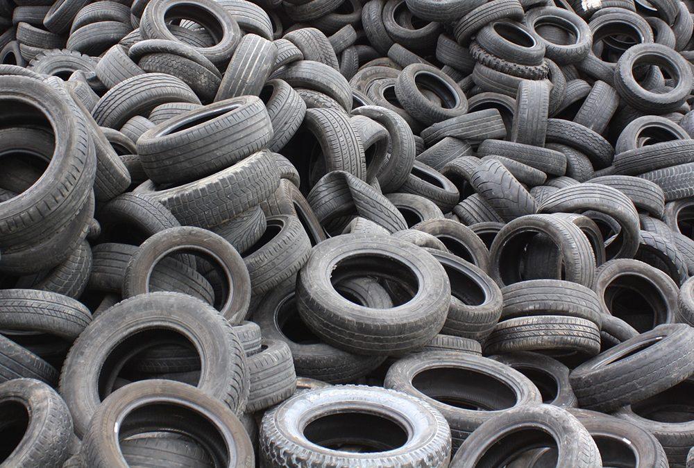 In programma il 18 settembre una raccolta straordinaria di pneumatici usati all'Ecocentro AVA a San Vito di Leguzzano