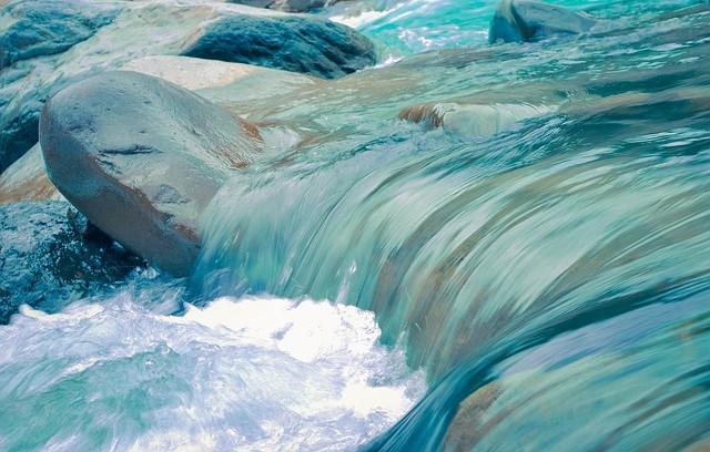 Proseguono gli interventi finalizzati alla sicurezza idraulica del torrente Boite in Comune di Cortina d'Ampezzo