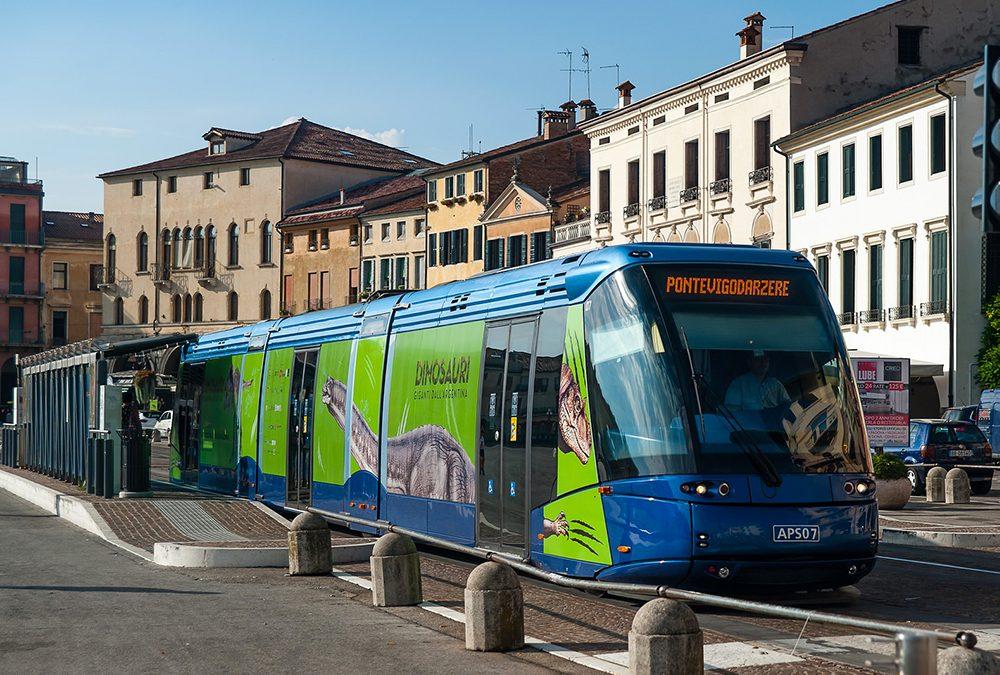 Il Comune di Padova ha presentato al Ministero delle Infrastrutture e Trasporti il progetto della terza linea del tram