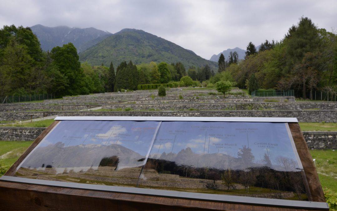 Giardino Astego a Crespano: la perla dell'agenzia Veneto Agricoltura alle pendici del Monte Grappa