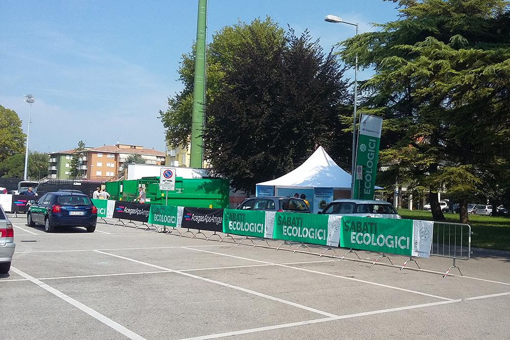 Proseguono all'Arcella a Padova i Sabati Ecologici e del Riuso: il prossimo appuntamento è per domani