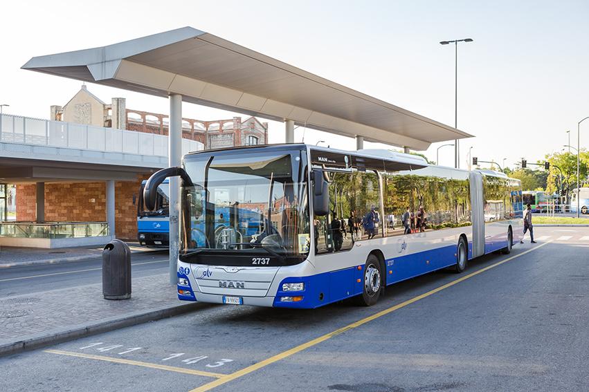 Servizio invernale e apertura delle scuole: i vertici dell'Azienda Trasporti Verona hanno commentato la situazione