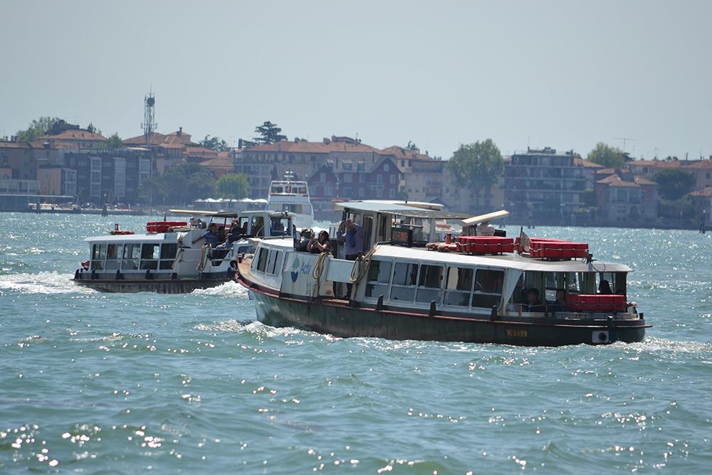 Con il Veneto in zona gialla ACTV sospende nuovamente alcune corse di navigazione che aveva reintrodotto