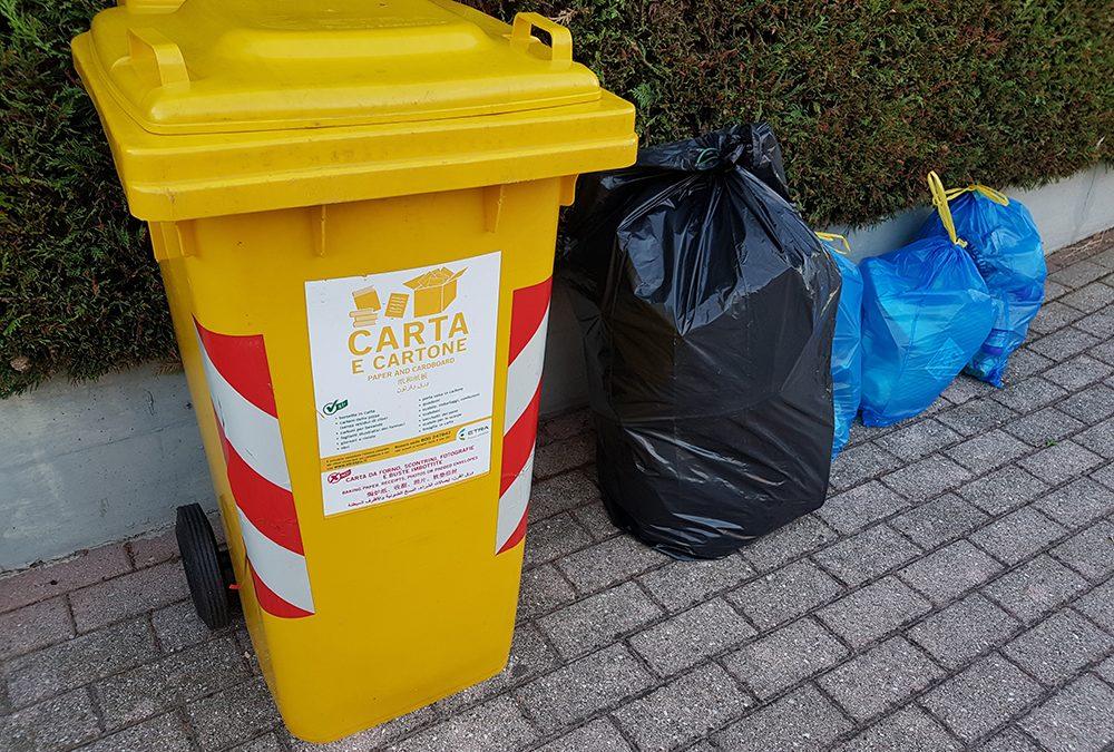 A Bassano del Grappa la sperimentazione del progetto europeo REthink WASTE per la raccolta differenziata e il riciclo