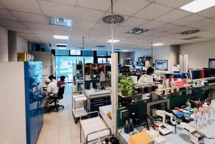 Domande sino al 31 maggio per la qualifica di laboratorio che esegue le analisi di determinazione dell'amianto