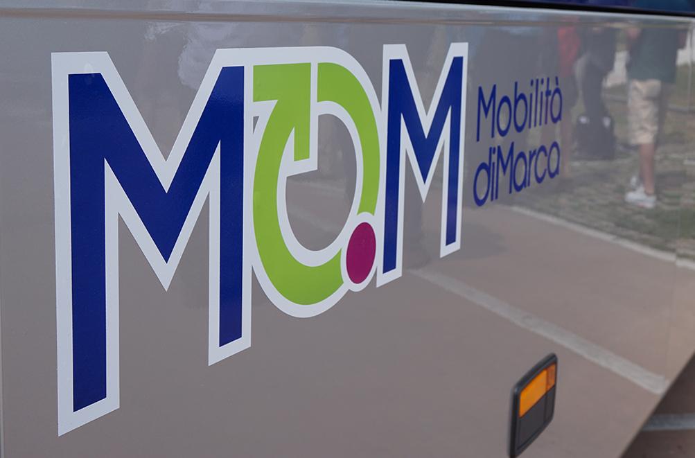 Domani gli autobus delle linee 4, 8, 9, 21, 55 e 61 di MOM saranno deviati lungo la circonvallazione di Treviso