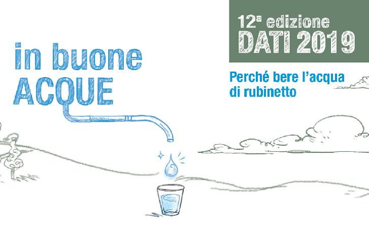"""Pubblicato il report """"In Buone Acque"""" che rendiconta la qualità dell'acqua potabile distribuita da AcegasApsAmga"""
