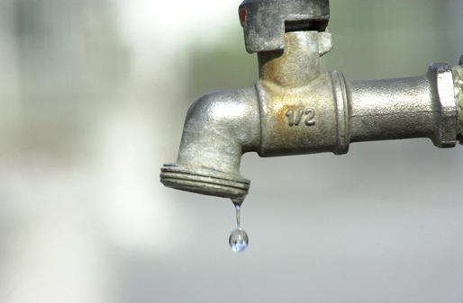 A Montebello Vicentino alcuni utenti di Medio Chiampo saranno senza acqua il prossimo mercoledì mattina