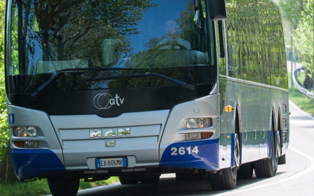 Sono state poste fuori servizio nei comuni di Lazise e Negrar alcune fermate dei bus dell'Azienda Trasporti Verona