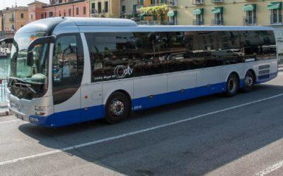 Semaforo verde per la 1000 Miglia e ATV modifica alcune linee dei bus domani a  Valeggio sul Mincio