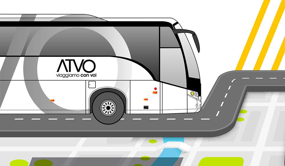 Variazione di percorso da oggi a Noventa di Piave per i bus della linea 21 dell'Azienda Trasporti Veneto Orientale