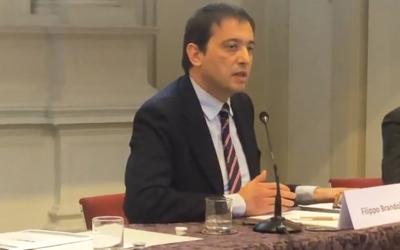Filippo Brandolini vice presidente di Utilitalia parteciperà al webinar dell'I.R.C.A.F sulle politiche tariffarie dei rifiuti