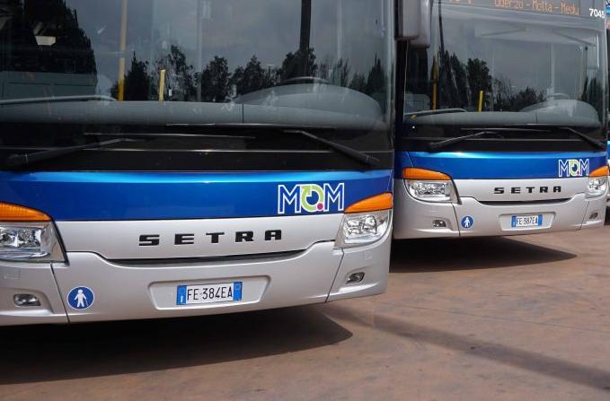 Fuori servizio a Montebelluna alcune fermate di Mobilità di Marca per lavori di asfaltatura in via Montello