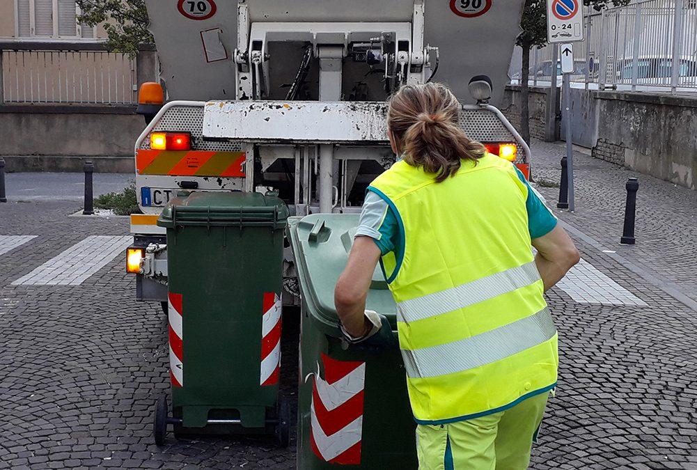 Contarina ha avviato la consegna al domicilio degli utenti dei calendari 2021 per la raccolta differenziata dei rifiuti