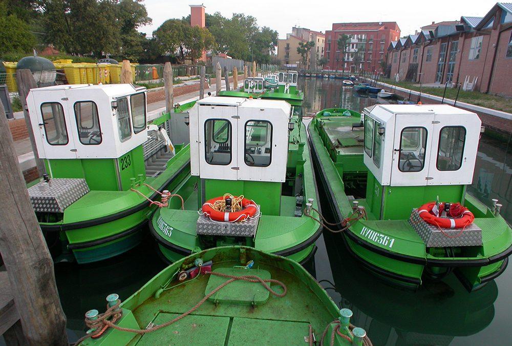"""Veritas cerca il """"responsabile navigazione e manutenzione mezzi settore servizi ambientali a Venezia Centro Storico"""""""