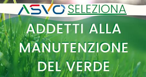 L'Azienda Servizi Venezia Orientale ha riaperto la selezione per addetti alla manutenzione del verde pubblico