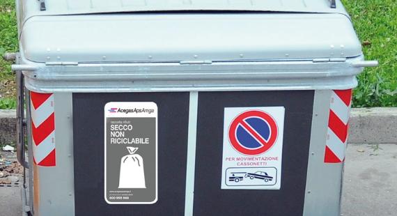 AcegasApsAmga ricorda agli utenti le modalità per la raccolta dei rifiuti durante l'emergenza Covid-19