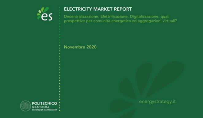 """AGSM Verona parteciperà alla quarta edizione del convegno """"Electricity Market Report"""" in calendario il 25 novembre"""