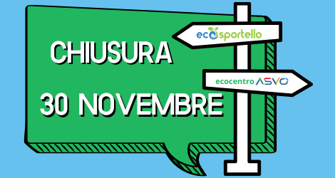A Portogruaro per la festa del patrono saranno chiusi gli uffici e l'ecocentro il prossimo lunedì 30 novembre
