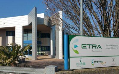 Accordo tra Etra e BNL per un finanziamento che premia il  raggiungimento di target di sostenibilità