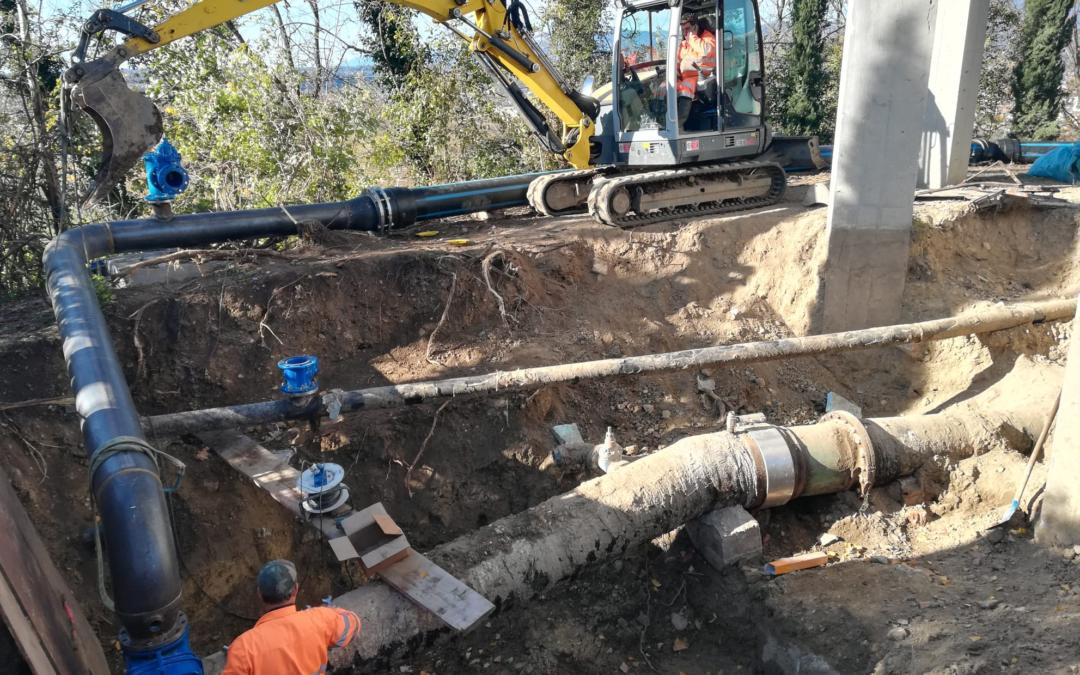 Piave Servizi rinnova la rete idrica di 14 comuni: nella notte tra il 24 e il 25 novembre interruzioni della fornitura
