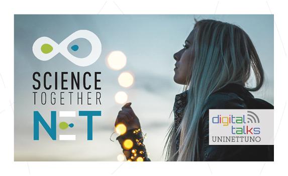 Due digital talks di UniNettuno nell'ambito del Progetto NET, in attesa della Notte Europea dei Ricercatori 2020
