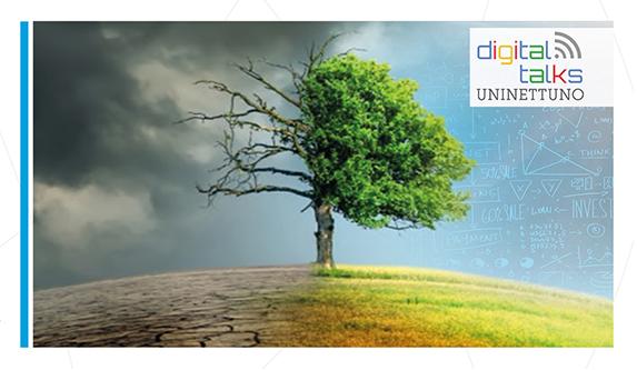 """UniNettuno: digital talk """"Strumenti matematici per la protezione dell'ambiente, del territorio e dei beni culturali"""""""