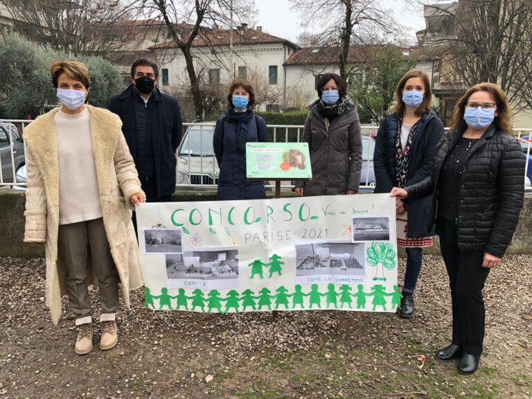 Concluso il progetto di piantumazione di 100 alberi  promosso dal Comune di Oderzo con il sostegno di Ascotrade