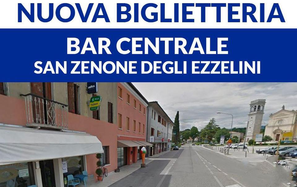 A San Zenone degli Ezzelini Mobilità di Marca ha aperto una nuova biglietteria al bar Centrale in Via Roma