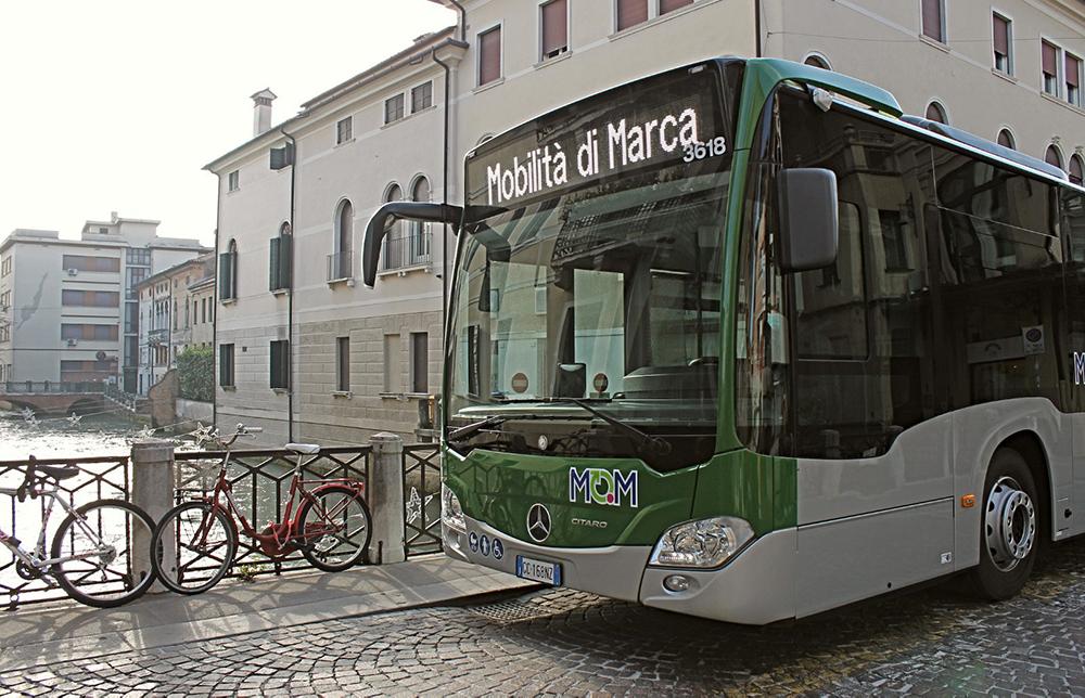 Da domani ogni martedì Mobilità di Marca devierà i bus della linea 102 a Zero Branco in occasione del mercato settimanale