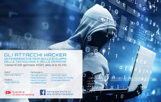 Come difendersi dagli attacchi degli hacker? Venerdì un digital talk di Uninettuno per rispondere alla domanda