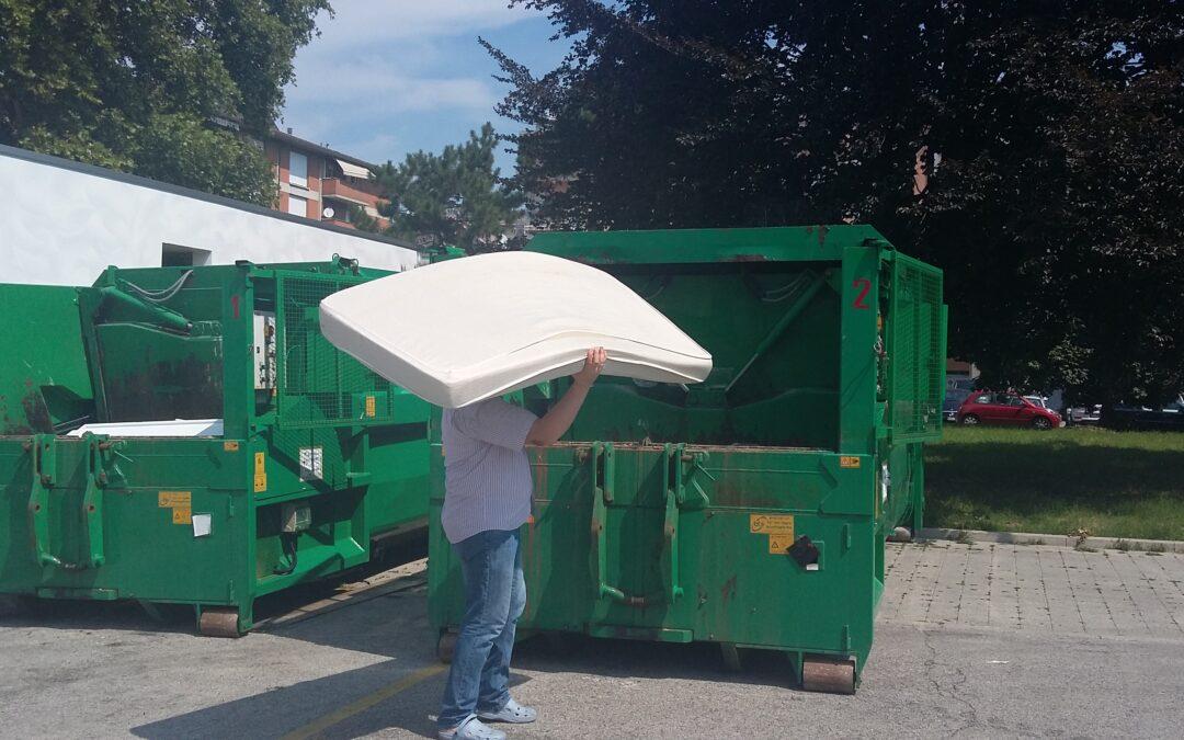 Sabato prossimo nel quartiere Arcella a Padova ritornano i Sabati Ecologici e del Riuso di AcegasApsAmga