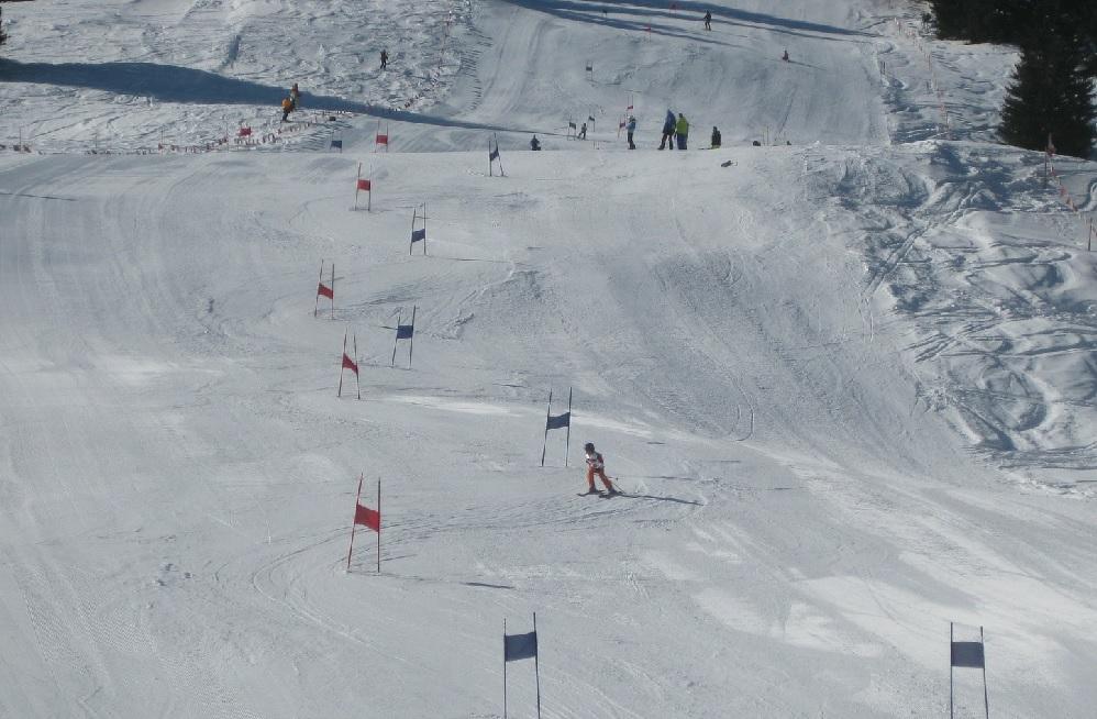 """Nuovo """"contatore ambientale"""" dei rifiuti a Cortina d'Ampezzo  in occasione dei Mondiali di Sci Alpino"""