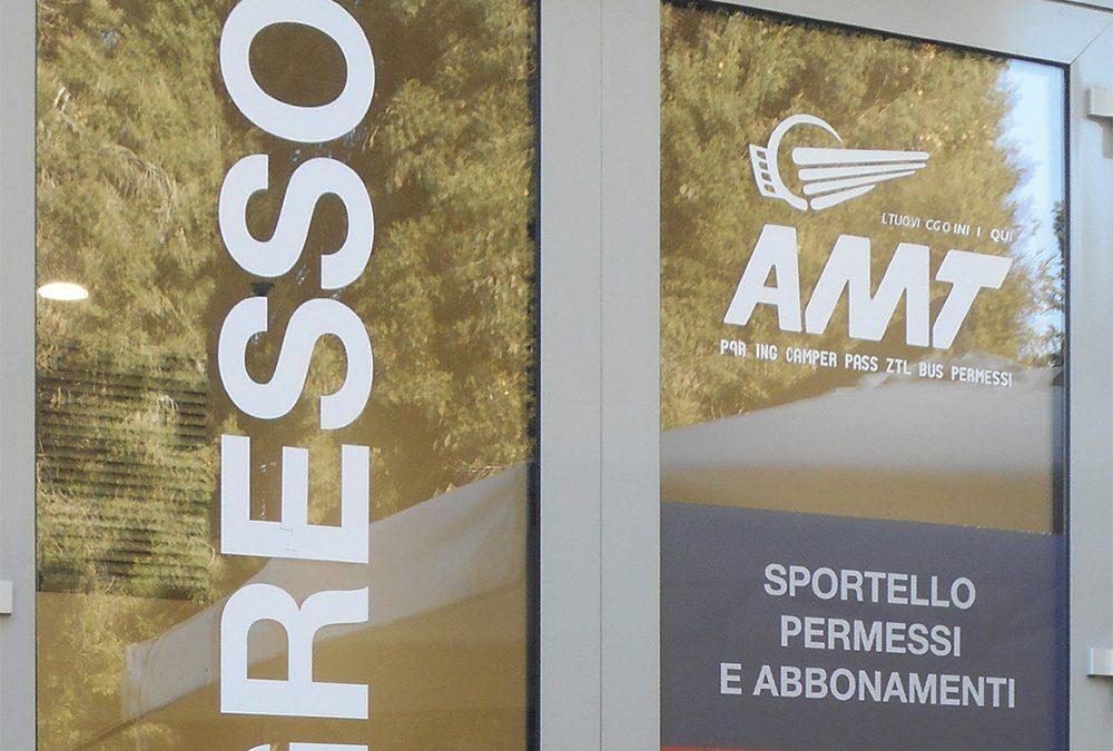Allo sportello permessi e abbonamenti di AMT Verona da domani si accederà solo su appuntamento