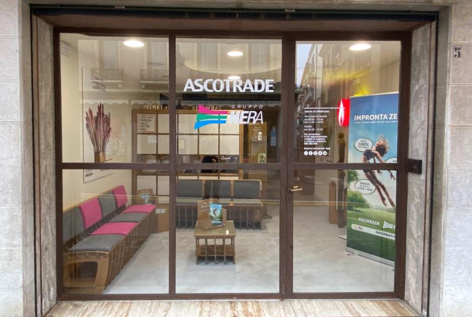 Ascotrade ha aperto un nuovo sportello clienti in corso del Popolo a Treviso. E' aperto dal lunedì al sabato