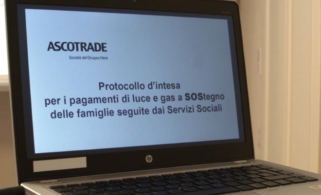 Ascotrade ha proposto alla Conferenza dei Sindaci della Provincia di Treviso una rete di aiuto per i cittadini più bisognosi