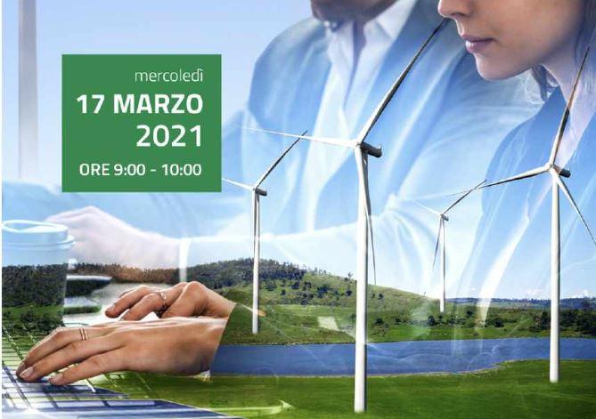 Il nuovo numero della newsletter Ambiente Informa propone il programma di un incontro sulla transizione ecologica