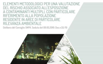 Ambiente Informa: report sulla valutazione del rischio associato all'esposizione a contaminanti multipli