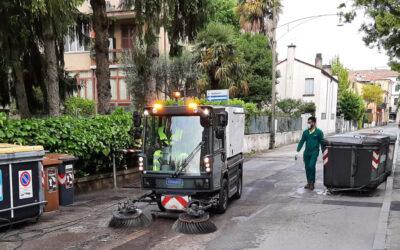 """Le """"Pulizie Intensive"""" di AcegasApsAmga giovedì 13  faranno la prossima tappa in zona Armistizio a Padova"""