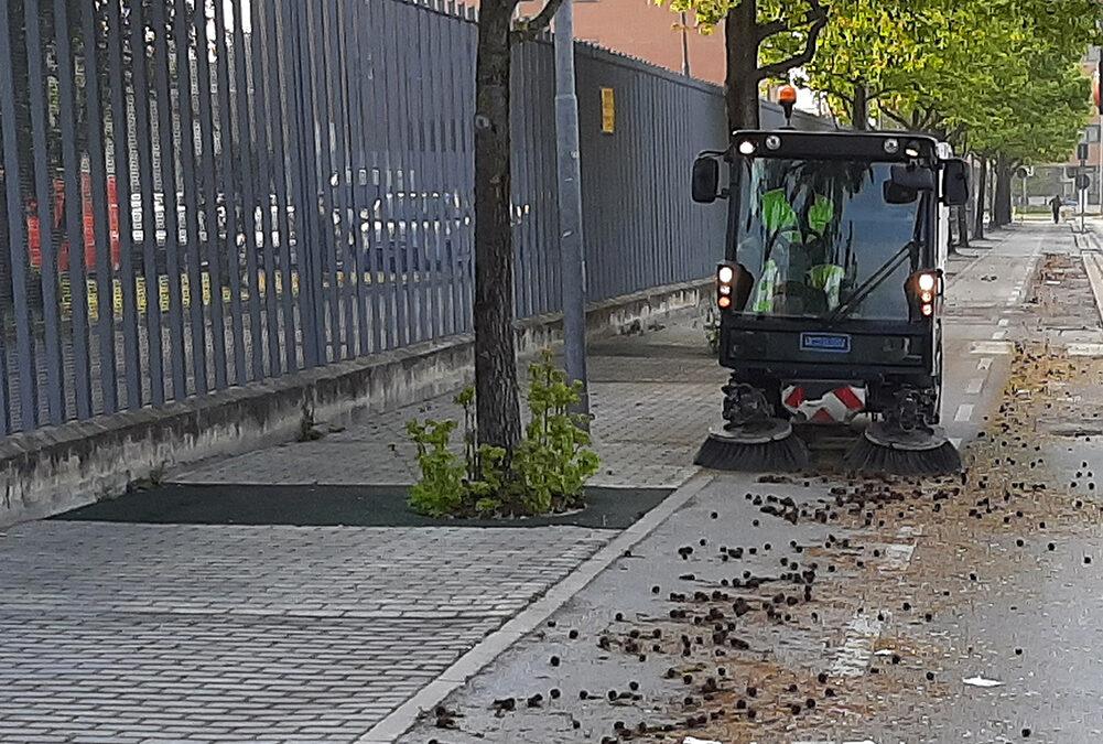 Pulizie Intensive di AcegasApsAmga: giovedì 6 maggio l'intervento sarà in zona Madonna Pellegrina a Padova